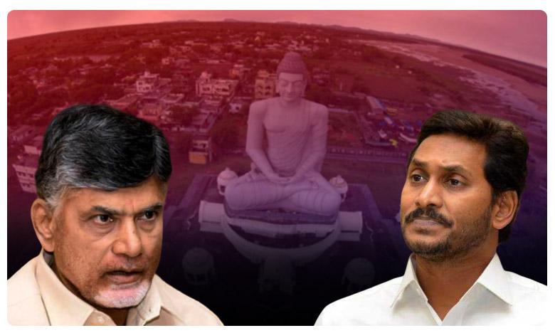 double shock to chandrababu, చంద్రబాబుకు డబల్ షాక్.. రాజధానిపై జగన్ ఫోకస్