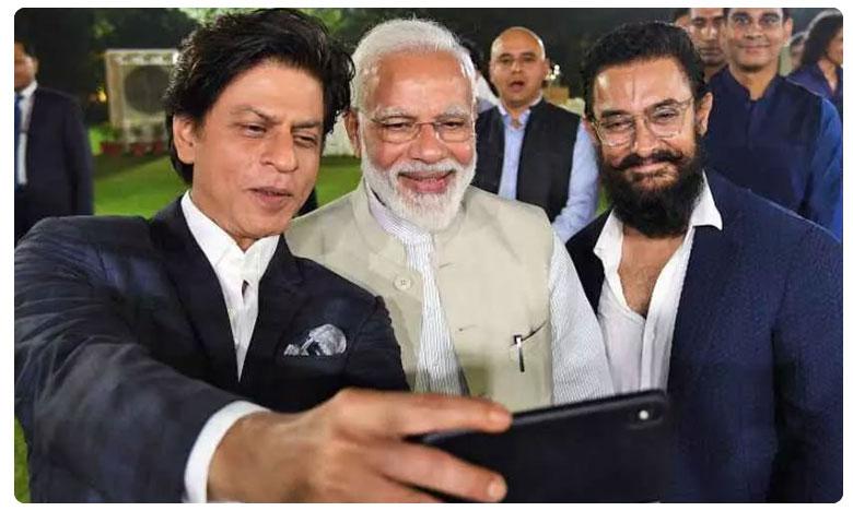 B-town stars meet PM Modi to mark 150 years of Mahatma Gandhi, బాలీవుడ్ సెలబ్రిటీస్తో మోదీ భేటీ..ఎందుకంటే?