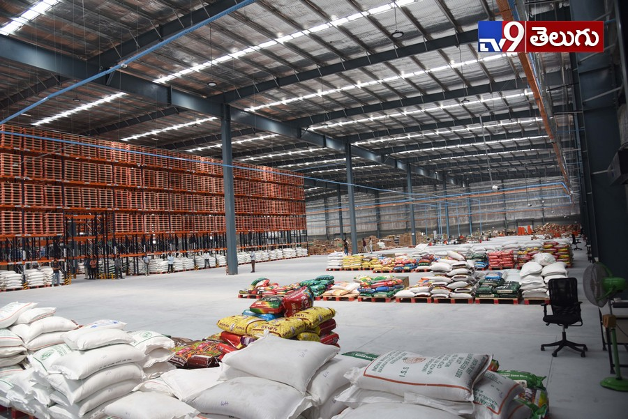 Logisticpark Willbe Inaugurated at Mangalpally By Ktr, మంగళ్పల్లి 'లాజిస్టిక్పార్కు' ప్రారంభోత్సవంలో మంత్రి కేటీఆర్