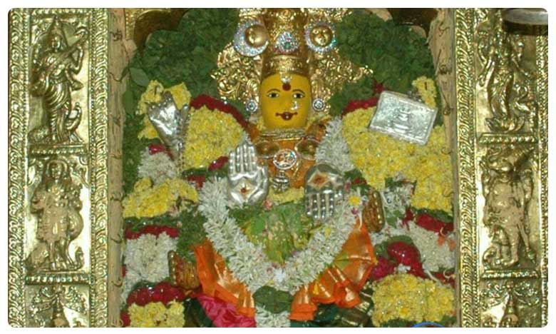 Devi Navaratrulu: Goddess Kanaka Durga Worshiped as Durga Devi, దేవీ నవరాత్రులు… దుర్గాదేవిగా జగన్మాత!