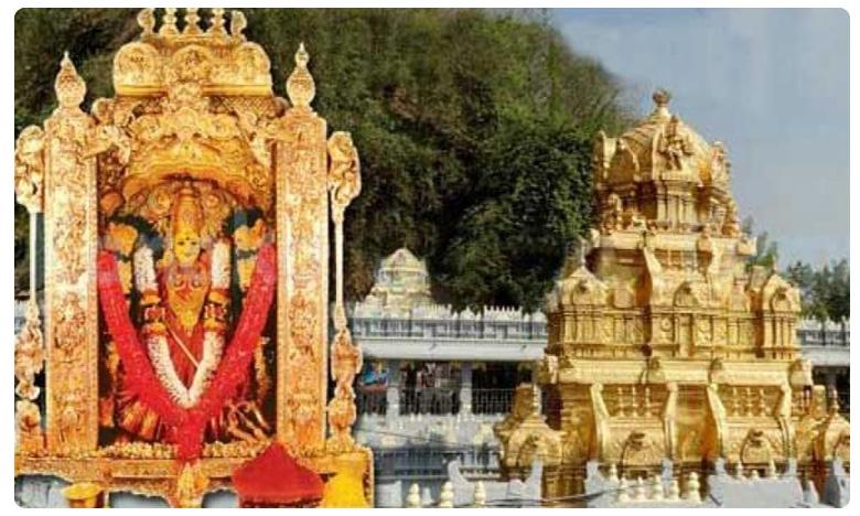 Golmal in vijayawada durga temple, బెజవాడ దుర్గగుడిలో మరో వివాదం..అక్కడే ఎందుకు ఇలా..?