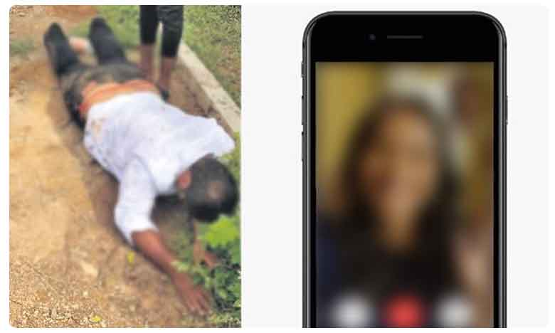 Young Man Died After Video Call Family Vikarabad, తల్లికి చివరి కాల్ చేసి.. పురుగుల మందు తాగేశాడు..!