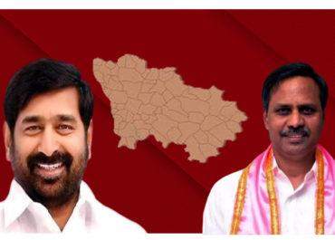 Two trs leaders under tension, జీ హుజూర్.. ఆ ఇద్దరికే అక్కడ టెన్షన్ !