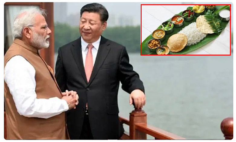 A lavish dish menu for Jinping's welcome dinner, భారీ మెనూతో మోదీ డిన్నర్..జిన్పింగ్ టేస్ట్ చేయబోతున్న వంటకాలు ఇవే..?
