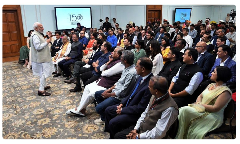 Upasana Konidela Painful Tweet To PM Modi, మోదీజీ.. నార్తే కాదు.. సౌత్ కూడా ఉంది..