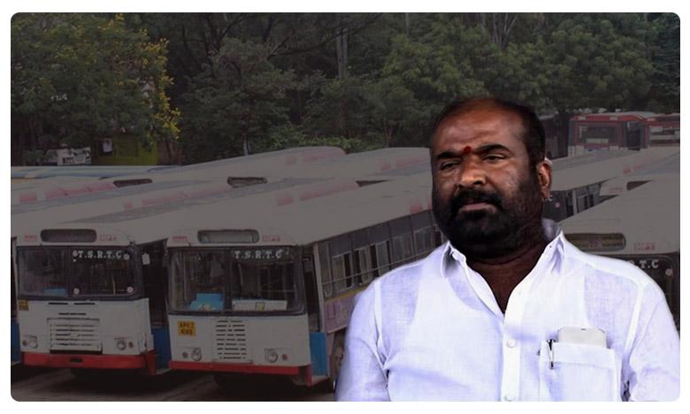 TS RTC JAC Leader Aswathama Reddy hot Comments on CM KCR, రాజ్యాంగ సంక్షోభం కూడా రావొచ్చు: ఆర్టీసీ జేఏసీ నేత అశ్వత్థామరెడ్డి