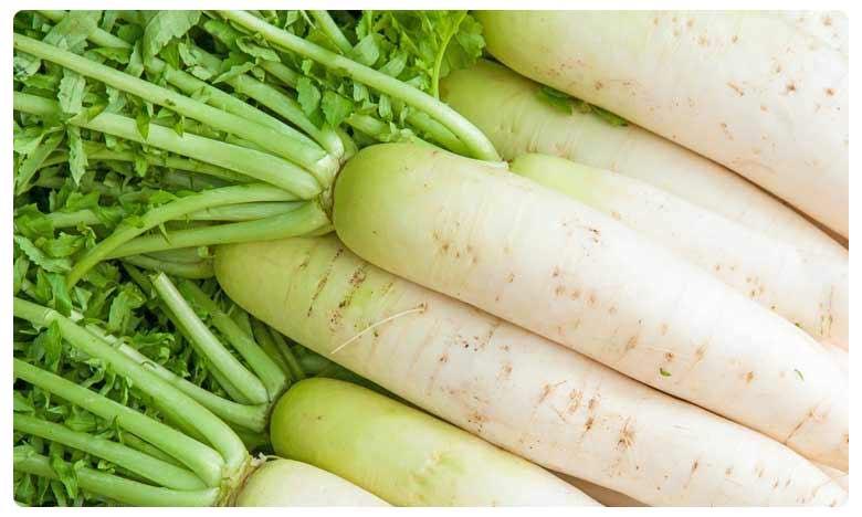 Surprising health benefits of radish, ముల్లంగితో ఆరోగ్య ప్రయోజనాలు…