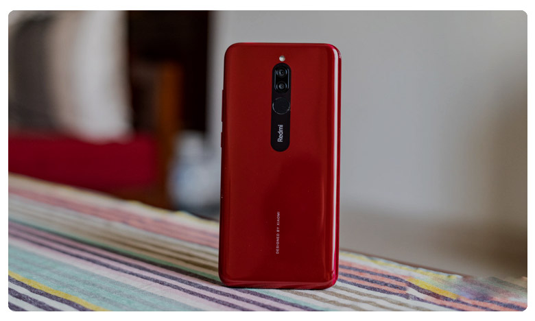 Redmi 8 With Dual Rear Cameras Qualcomm Snapdragon 439 SoC Launched in India, అతి తక్కువ ధరలో… లేటెస్ట్ ఫీచర్స్ తో…