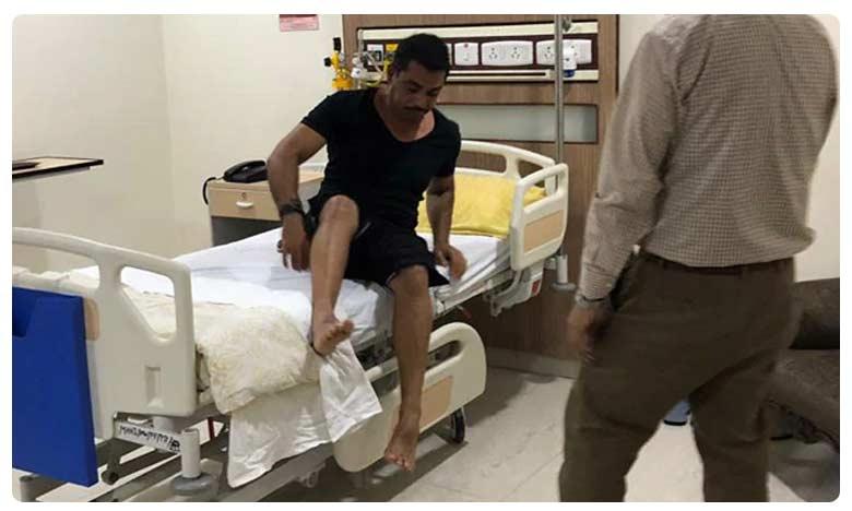 Robert Vadra admitted to Noida hospital, వెన్నునొప్పితో ఆస్పత్రిలో రాబర్ట్ వాద్రా… ప్రియాంకా ఏం చేసిందంటే!