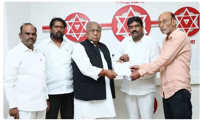 Telangana's Huzurnagar bye-poll, జనసేనవైపు.. కాంగ్రెస్ చూపు, తరిమికొట్టాలన్న సేనాని తలూపుతారా?