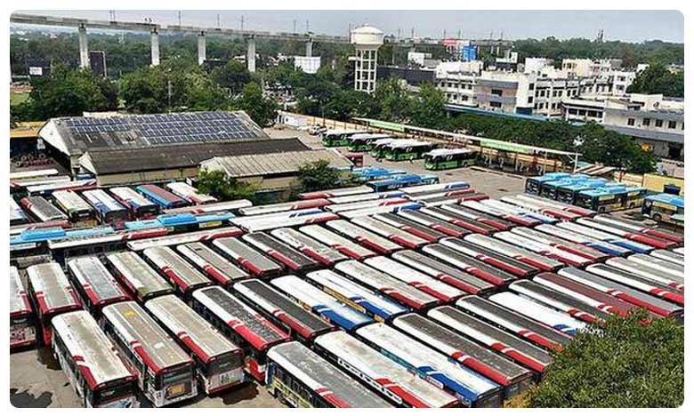 RTC strike in Telangana enters 18th day, 18వ రోజుకు చేరిన 'ఆర్టీసీ సమ్మె'..! మరింత ఉధృతం..!