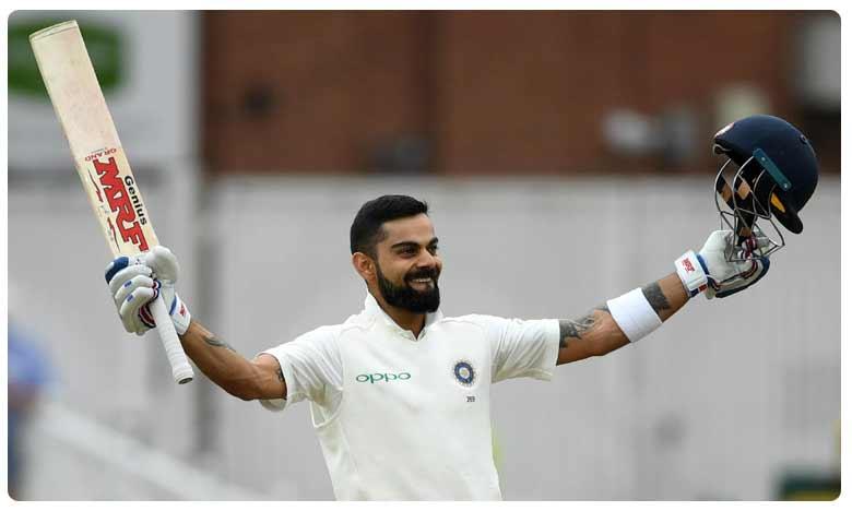 Virat Kohli Slams Record Seventh Double Ton, రెండో టెస్ట్లో కోహ్లీ డబుల్ సెంచరీ!