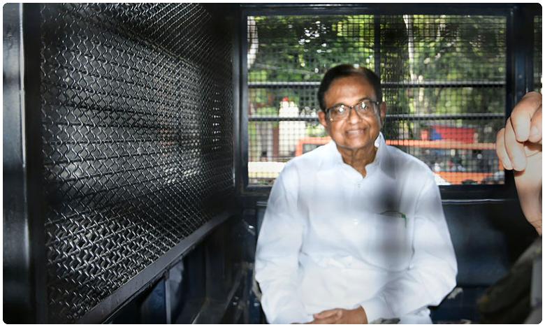 Chidambaram Referred to AIIMS For Medical Checkup After Complaining of Stomach Pain, చిదంబరానికి కడుపు నొప్పి.. ఎయిమ్స్కు తరలింపు!!