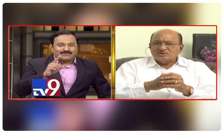 TV9 Big news Big debate TDP senior leader Gorantla comments on party changings, బీజేపీలో  చేరినోళ్లు ఓట్లు తేలేరు..