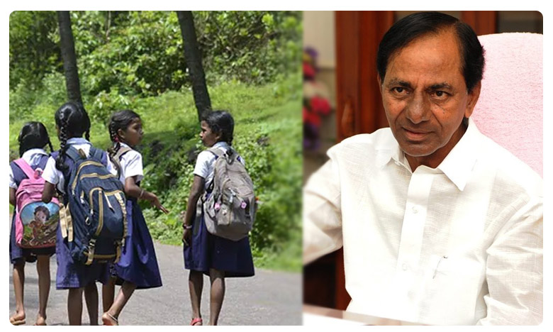Ts government extends school holidays due to TSRTC strike, బిగ్ బ్రేకింగ్:  స్కూళ్లకు సెలవులు పొడిగింపు.. ఎప్పటివరకో తెలుసా?