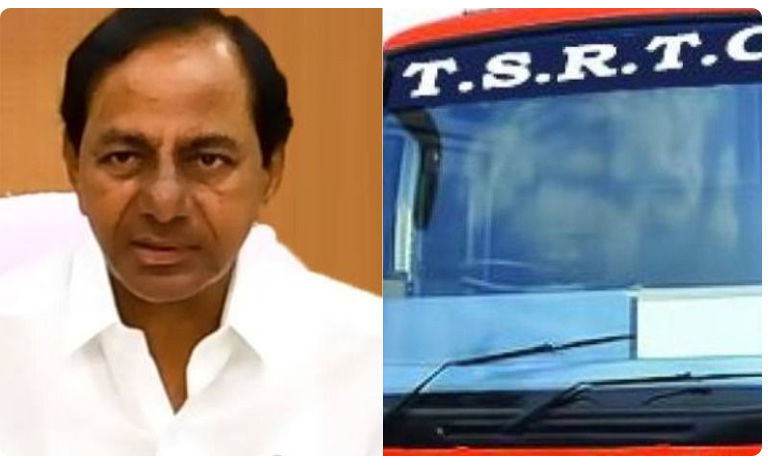No discussions with Tsrtc union leaders says CM Kcr
