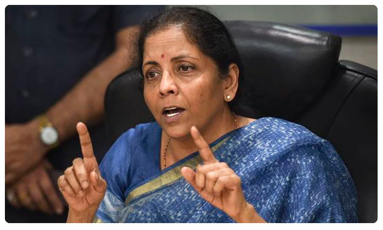 Nirmala Sithraman comments on Manmohan Singh and Raghuram Rajan, వారి వల్లే ఇదంతా.. మన్మోహన్, రాజన్లపై నిర్మల సంచలన ఆరోపణలు