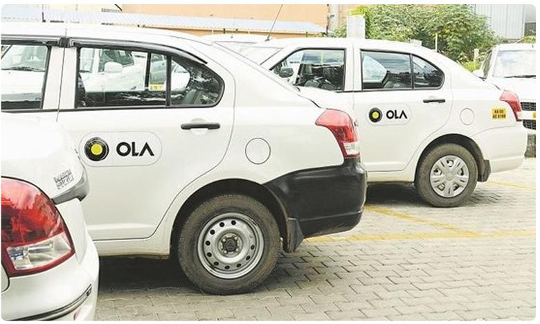 "Ola launches self-drive service in Bengaluru.. to invest USD 500 mn, ఇక ఓలా నుంచి ""సెల్ఫ్ డ్రైవ్"" సర్వీసులు"