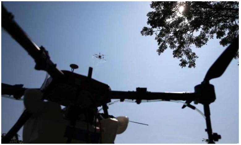 Pathankot on high alert.. Punjab police on toes to stop Pakistani drones menace, డ్రోన్ల ద్వారా భారత్లోకి ఆయుధాలు వదులుతున్న పాక్..!
