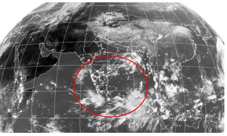Weather Forecast Today : IMD Predicts Heavy Rainfall In AP,Telangana, Odisha