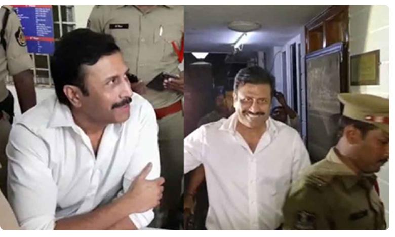 Another case filed on Raviprakash, రవిప్రకాశ్పై మరో కేసు.. 14 రోజుల రిమాండ్