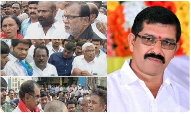 RTC driver dies in appollo hospital in hyderabad, బ్రేకింగ్ : కాలిన గాయాలతో చికిత్స పొందిన ఆర్టీసీ డ్రైవర్ మృతి