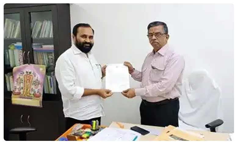 YSRCP MLA Alla Ramakrishna Reddy offeres his salary and perks for Connect to Andhra Initiative, రాష్ట్రం కోసం ఆ ఎమ్మెల్యే తన ఐదేళ్ల జీతం విరాళంగా…