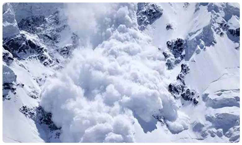 Two Soldiers trapped in an avalanche in southern Siachen Glacier, సియాచిన్ లో హిమపాతం.. ఇద్దరు సైనికుల మృతి!