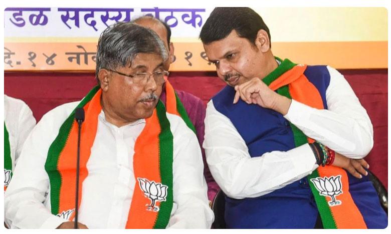 BJP Led Govt Will Be Formed Says Maharastra BJP President Chandrakant Patil, మా బలం పెరిగింది.. త్వరలో ప్రభుత్వాన్ని ఏర్పాటు చేస్తామంటున్న బీజేపీ