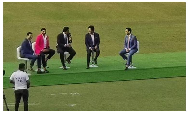 India vs Bangladesh: Latest News on Pink Test, పింక్ టెస్ట్ : ఈడెన్లో సీనియర్ల సందడి..