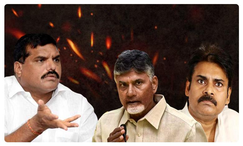 botsa fires at pawan kalyan, పవన్, బాబులను కడిగిపారేసిన బొత్స.. డైలాగులు అదుర్స్ !