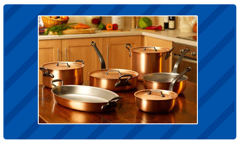 Copper has a natural presence in the human body along with many other minerals, రాగి పాత్రలు ఇంత డేంజరా ?