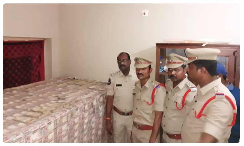 Fake currency notes worth Rs 7 crore seized in Khammam, ఖమ్మం జిల్లాలో పాత నోట్ల డంప్ పట్టివేత!
