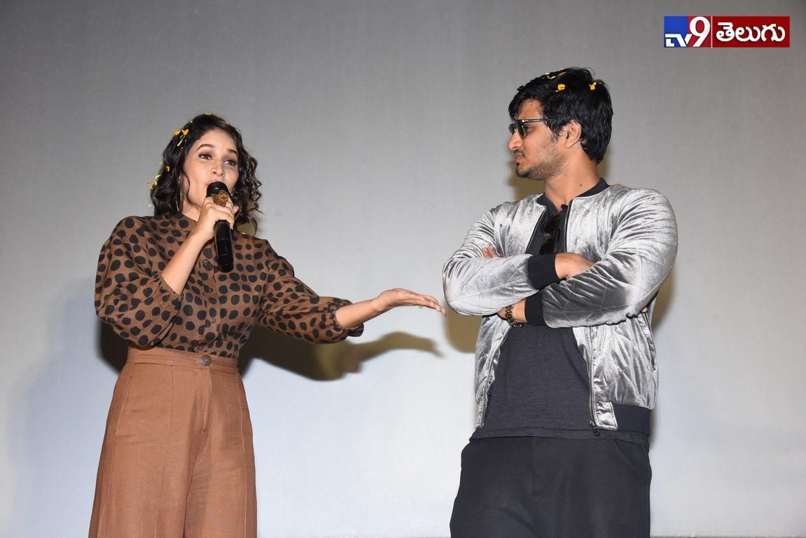 Nikhi Much Awaiting Movie Arjun Suravaram Trailer Launch, నిఖిల్ 'అర్జున్ సురవరం' ట్రైలర్ విడుదల