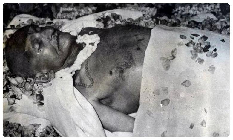 A government booklet describing Mahatma Gandhi's death as an accident, గాంధీజీని హత్య చేసింది గాడ్సే కాదా ? ఇదెక్కడి వింత ?