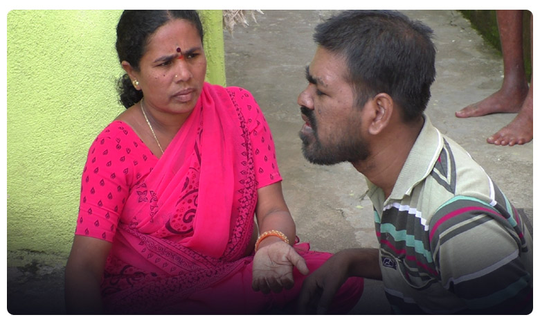 three Members of a family Suffer with rare Disease., ఆపన్న హస్తం కోసం..