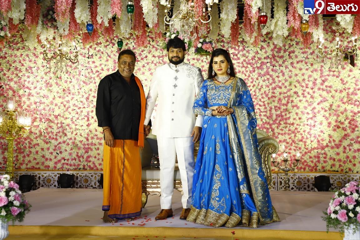 BiggBoss2 Fame Archana Marriage Photos, ఘనంగా సినీ నటి 'అర్చన' వివాహం