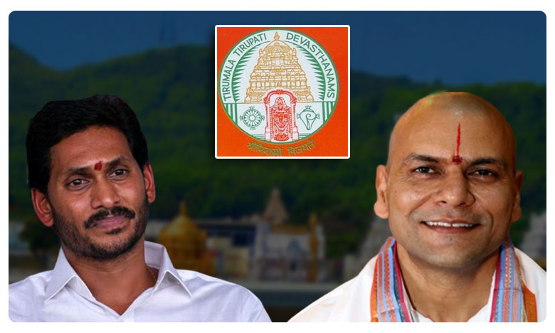 jagan to transfer ttd eo singhal, ఎల్వీ తర్వాత సింఘాల్.. కాకరేపుతున్న జగన్ నిర్ణయాలు