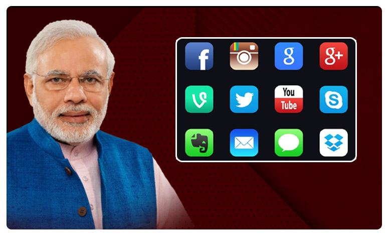 Good News To Social Media Users Says Centre, సోషల్ మీడియా వినియోగదారులకు కేంద్రం గుడ్న్యూస్..!