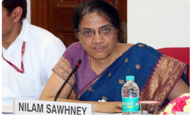 CM YS Jagan appoints Nilam Sawhney IAS chief secretary of AP, బ్రేకింగ్.. ఏపీ కొత్త సీఎస్గా నీలం సాహ్ని..