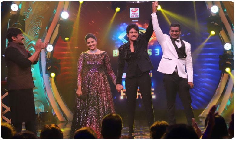 Bigg Boss Telugu 3 grand finale TRPs: Chirnajeevi-Nag beats NTR and Nani's record, నాగ్-చిరు దెబ్బకు రికార్డులు బ్రేక్.. రేటింగ్ చూస్తే దిమ్మతిరగాల్సిందే..