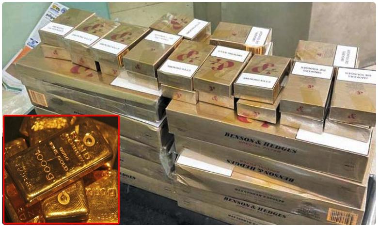 Tamilnadu is hub for foreign cigarettes smuggling, 'తమిళనాడు' స్మగ్లింగ్ సెంటరా..?