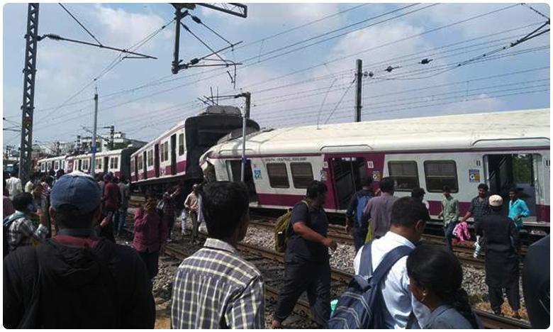 High level committee appointed to probe into Kacheguda train accident, దీనికి బాధ్యులెవరు..? లోతుగా విచారణ..!