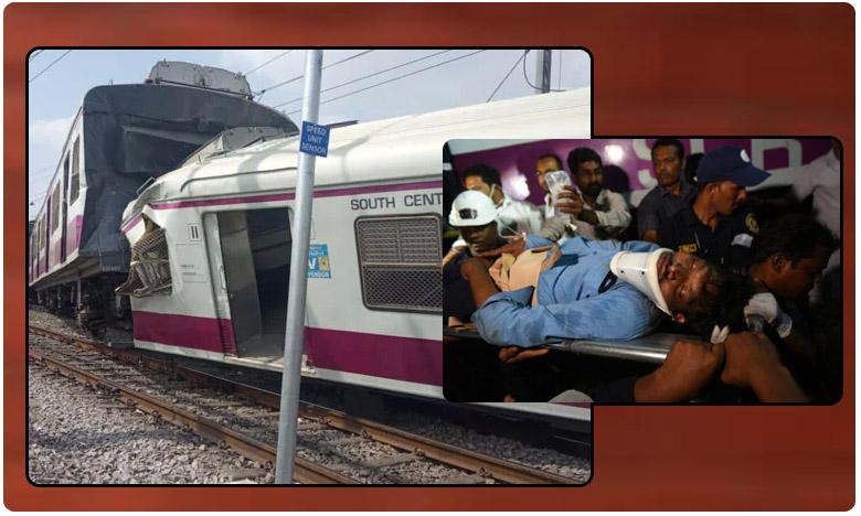 Kacheguda train accident - MMTS Loco pilot Chandrasekhar dies, చికిత్స పొందుతూ.. లోకో పైలట్ చంద్రశేఖర్ మృతి