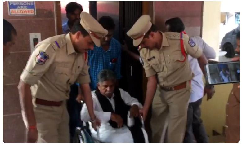 Police arrests Manda Krishna madiga, ఫ్లాష్ న్యూస్: మందకృష్ణ మాదిగ అరెస్ట్..!