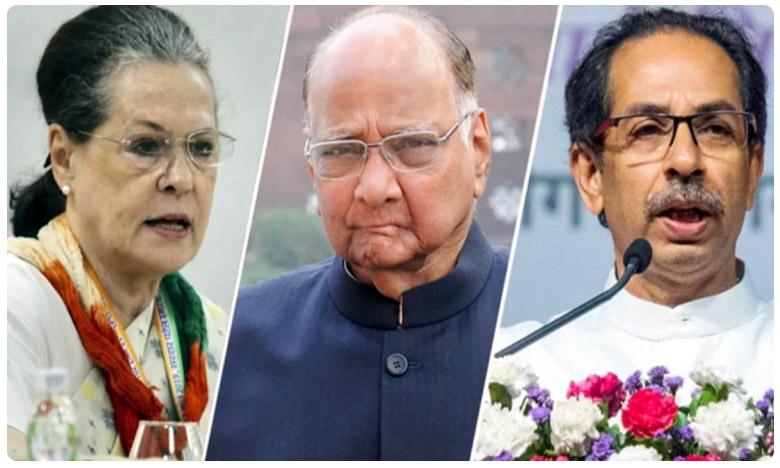 maharashtra cm post finalised sena to get full term cm, ' మహా ' లో ఇక శివసేన ప్రభుత్వం ? కాంగ్రెస్, ఎన్సీపీలకూ భాగస్వామ్యం !