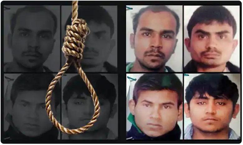 Nirbhaya case Latest Update, బిగ్ బ్రేకింగ్ : నిర్భయ కేసు నిందితులకు ఉరి ఖరారు..!