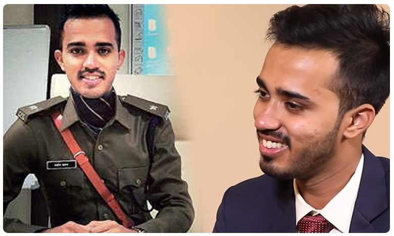 Youngest IPS officer in country, 22 ఏళ్లకే ఐపీఎస్… ఆల్ ఇండియా రికార్డ్!