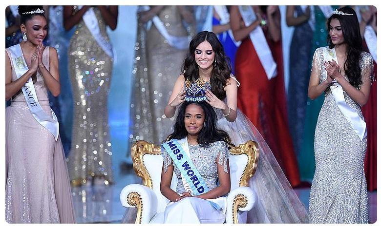 Miss World hopefuls took to the stage, ' మిస్ వరల్డ్-2019 ' గా జమైకా సుందరి..