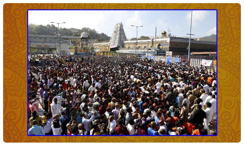 TTD plans to keep Vaikunta Dwaram open for 10 days, ముక్కోటి ఏకాదశికి.. 10 రోజులపాటు వైకుంఠ ద్వార దర్శనం!